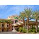 Hotel near Palm Springs- Exterior
