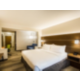 This Newly remodeled guestroom features free wireless