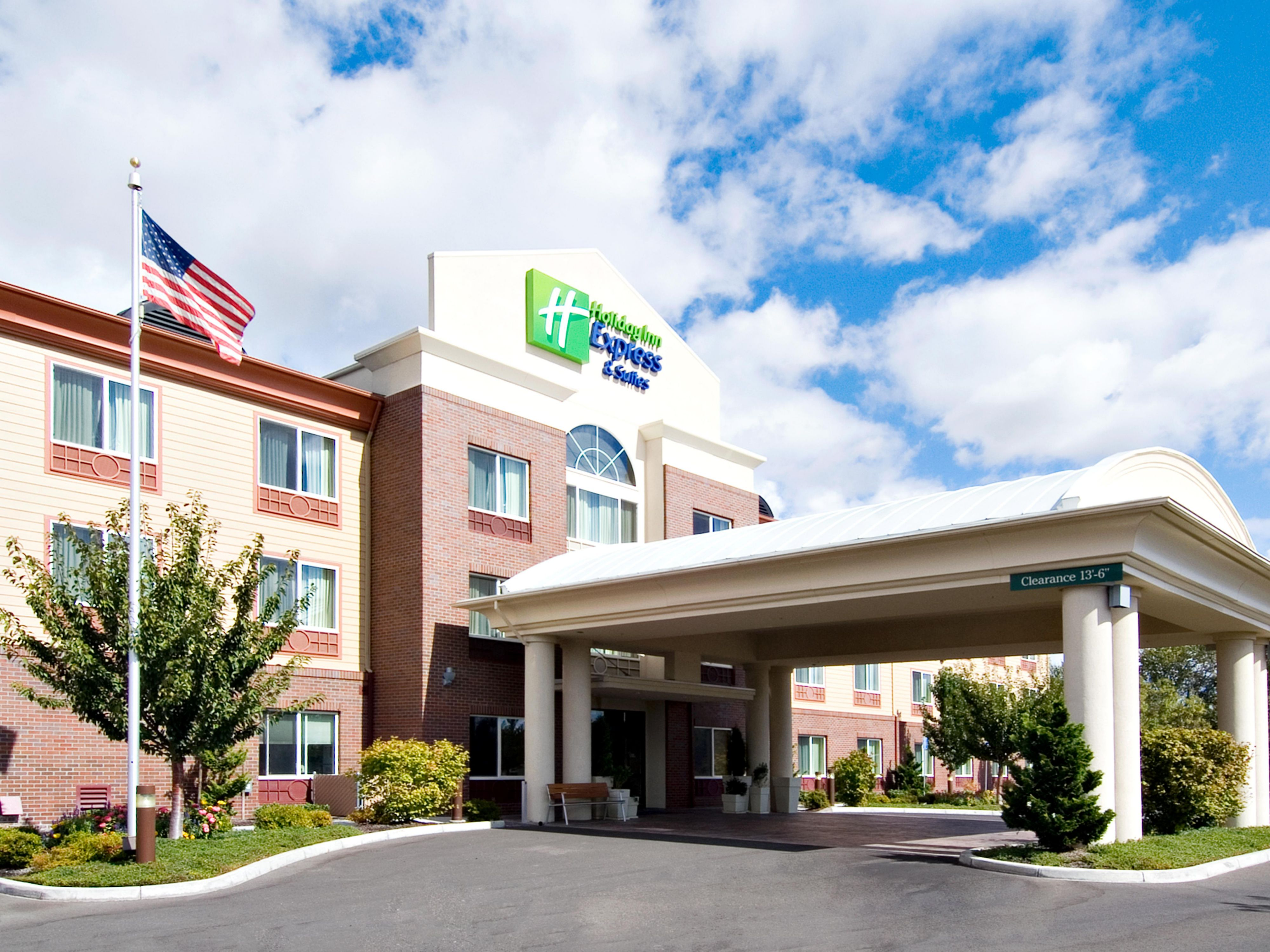 Holiday Inn Express Medford/Central Point, OR