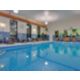 Swimming Pool with shallow end perfect for children