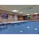 Enjoy a dip in our salt water pool