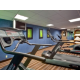 work off some energy in our cardio room