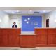 Chehalis/Centralia Hotel Front Desk