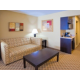 Sleeper sofa's are found in all of our suites
