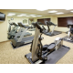 Our fitness center is open 24 hours a day, free of charge.