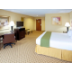 Our standard room with one king beds includes free internet