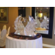 Ballroom Wedding Ice Sculpture