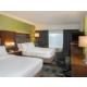 Standard Two Queen Bedded Room