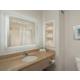 Standard Two Queen Bathroom
