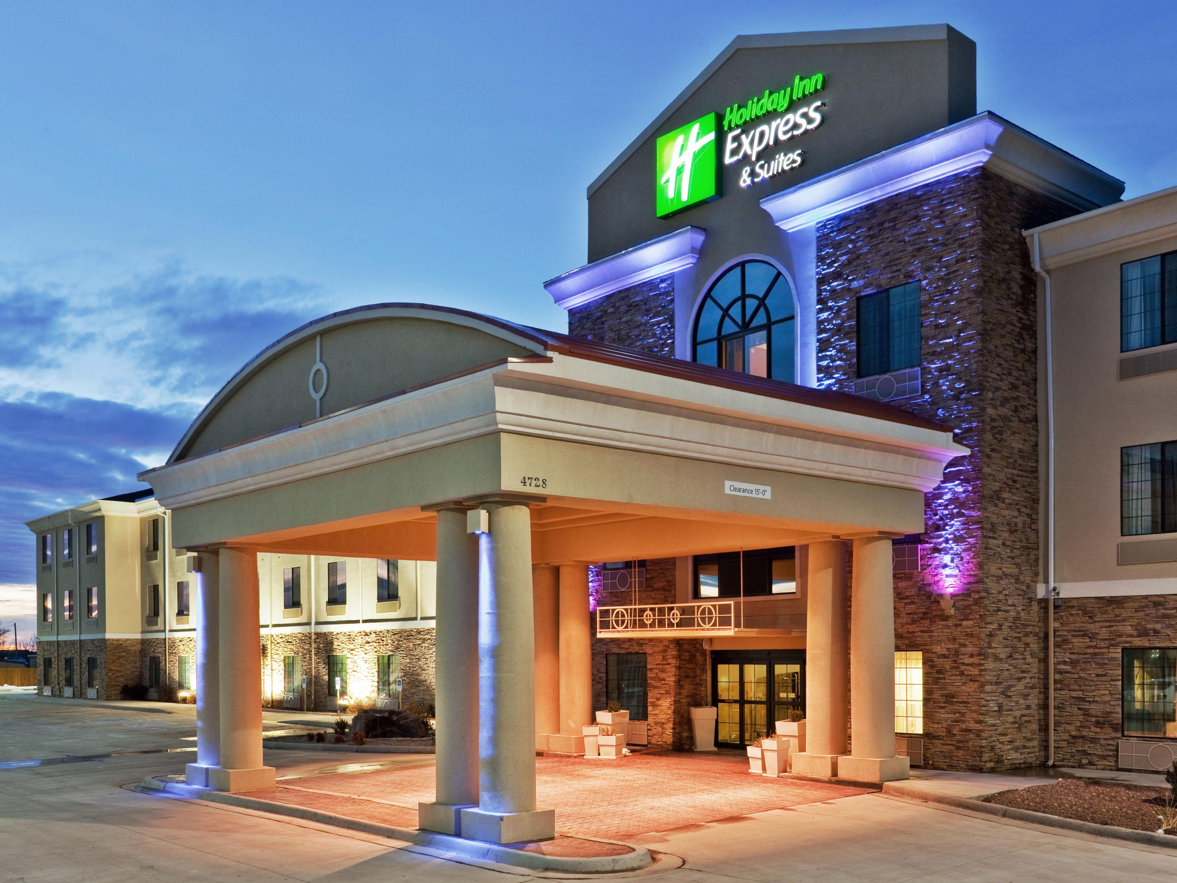 Holiday Inn Express Suites Clovis Hotel By Ihg