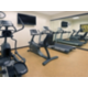 Get your burn on in our Colby hotel fitness center