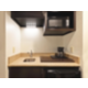 Enjoy our contemporary Kitchenette