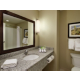 Luxurious Bathroom at our Beautiful Colorado Springs Hotel