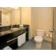 Standard Guest Bathroom w/Bath & Body Works shower amenities.