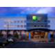 Holiday Inn Express & Suites Co Springs Central at dusk