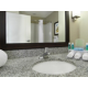 Elegant bathrooms in our Colorado Springs hotel guest rooms