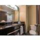 Enjoy Bath and Body Works shower amenities!
