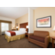 King Bed and Pull Out Sofa Suite