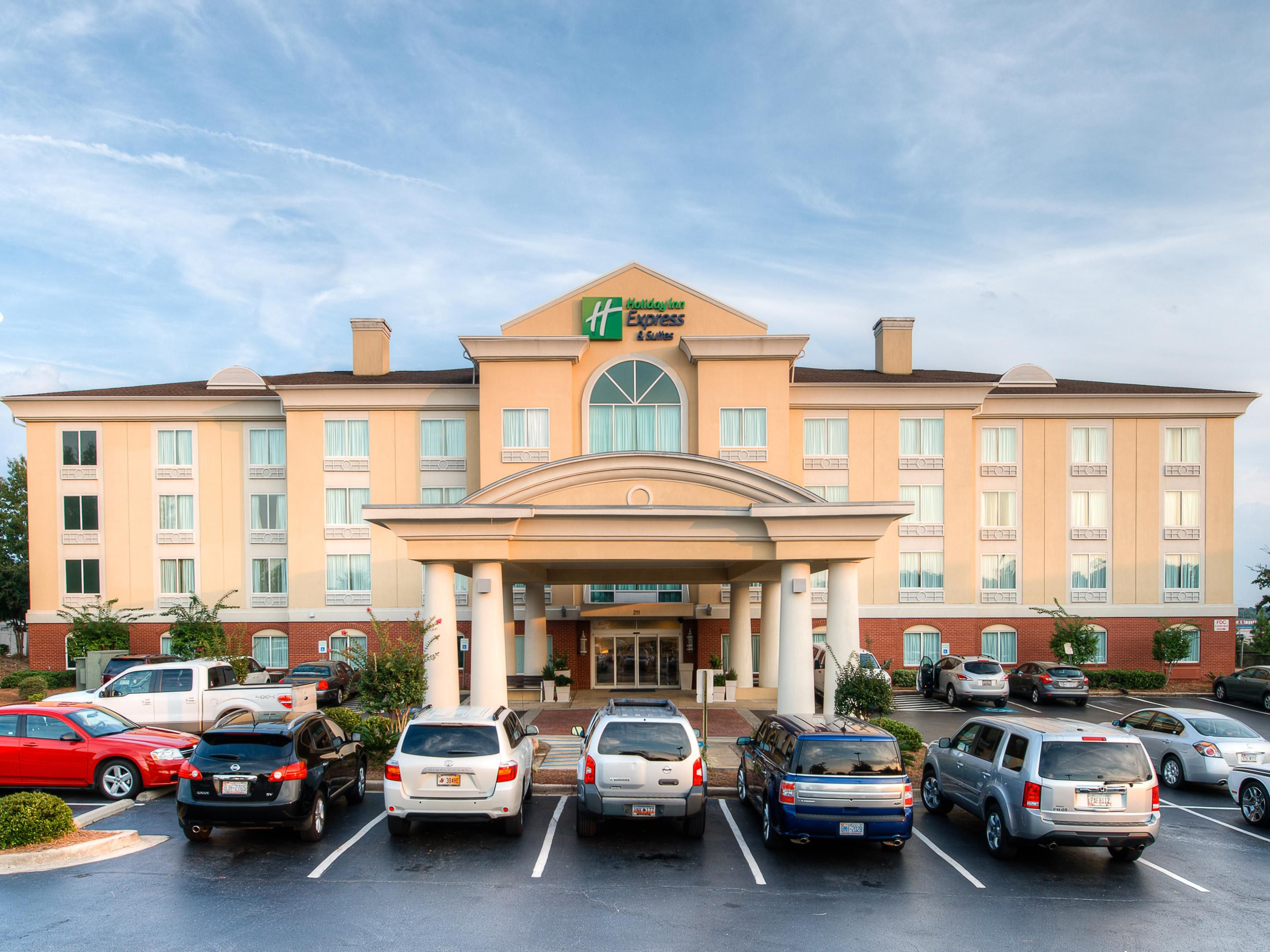 Holiday Inn Express Suites Columbia I 26 Harbison Blvd Hotel By Ihg
