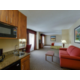 Our spacious rooms offer comfort for families or couples.