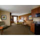 Our King Executive Suites are great for kids to have room to play