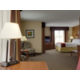 Our King Suite provides a comfortable living area