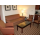 Holiday Inn Express & Suites at OSU---Suite Seating Area