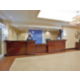 Hotel Lobby Holiday Inn Express & Suites Columbus-Fort Benning