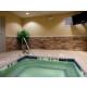 Indoor Heated Whirlpool