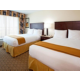 Double Queen Bed Guest Room