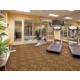 Fitness Center Open 24-Hours