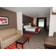 King Suite with pullout sofa