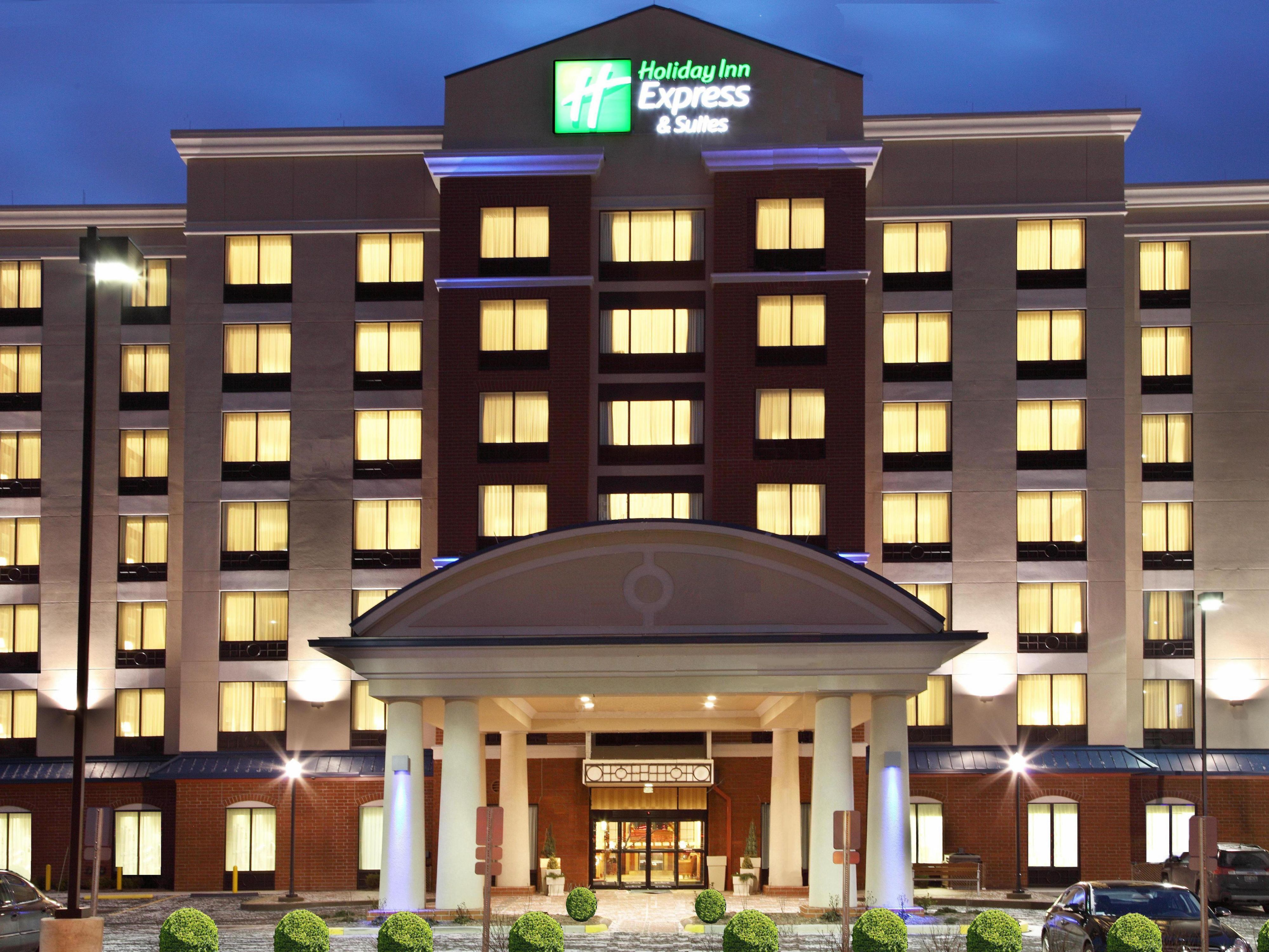 Holiday Inn Express Suites Columbus Univ Area Osu Hotel Reviews Photos