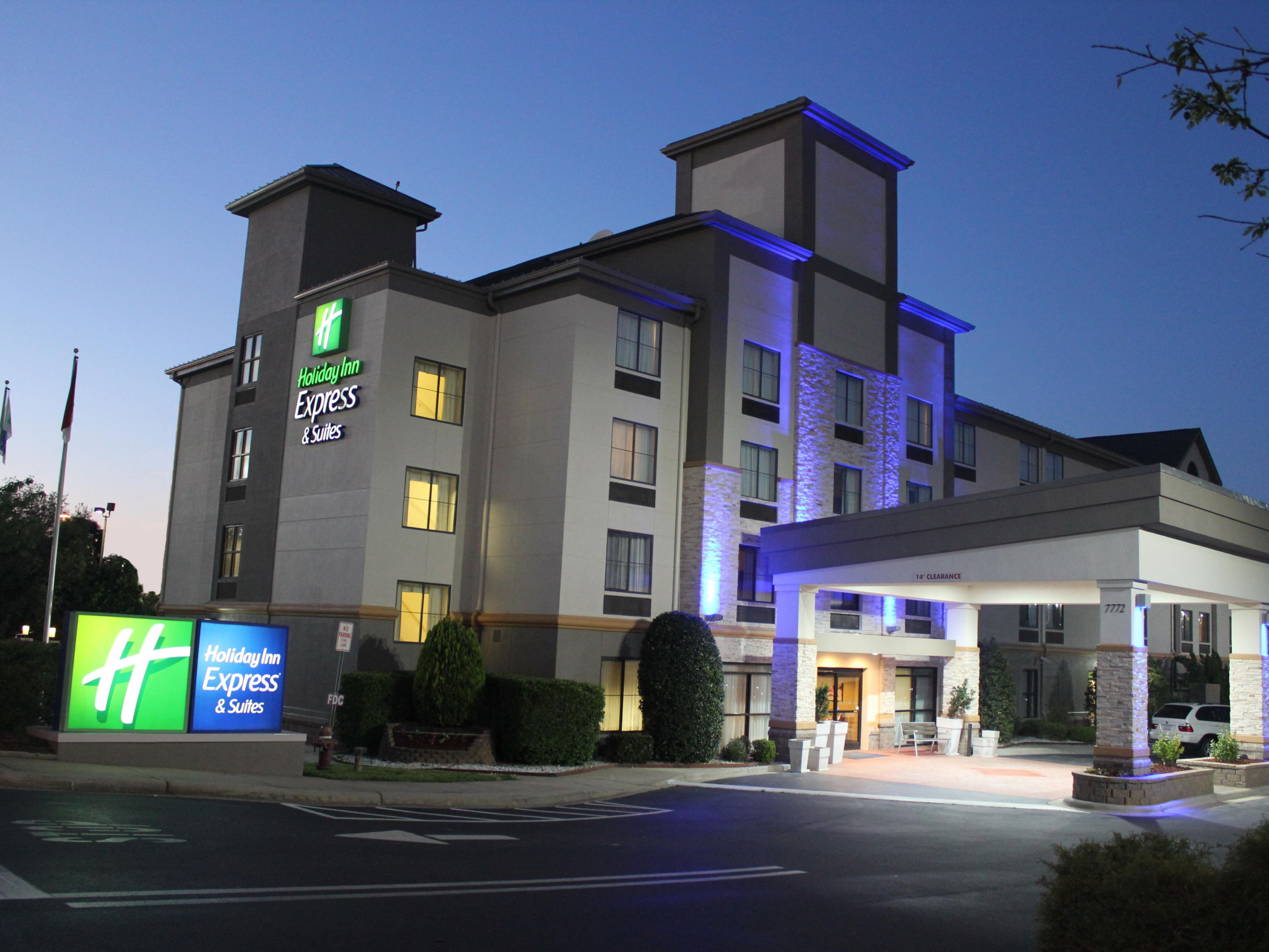 Holiday Inn Express Suites Charlotte Concord I 85