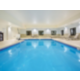 Indoor swimming pool- Holiday Inn Express & Suites Concordia