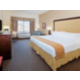 One of our Spacious Guest rooms with King size bed