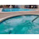 Outdoor whirlpool at Holiday Inn Express & Suites Corona