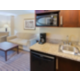 King Executive Suite kitchenette