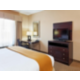 Holiday Inn Express & Suites Crestview- flat panel HDTVs.