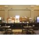 Holiday Inn Express Hot Breakfast Bar