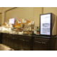 Holiday Inn Express and Suites Hot Breakfast Bar