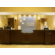Welcome to the Holiday Inn Express and Suites Crestview Front Desk