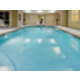Swim year-round in our indoor heated pool.
