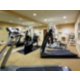 Fitness Center is open 24 hours for your convenience