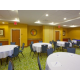 See our meeting rooms and the different set ups available