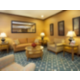 Relax in our comfortable Hotel Lobby seating area
