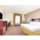 ADA/Handicapped accessible King Guest Room Holiday Inn Express La