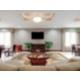 Hotel Lobby Holiday Inn and Suites Cutoff Louisiana