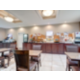 Breakfast Bar Holiday Inn Express and Suites Cutoff Louisiana