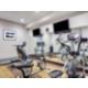 Fitness Center Holiday Inn Express Cutoff Louisiana